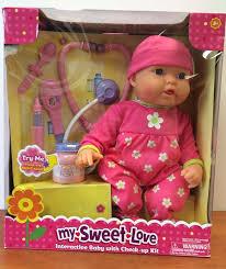 Baby Doll Clothes At Walmart Enchanting Wal Mart Recalls Dolls CPSCgov