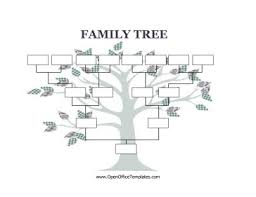 photo family tree template family tree maker blank forms kays makehauk co