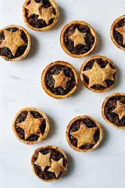 gluten free and low fodmap mince pies