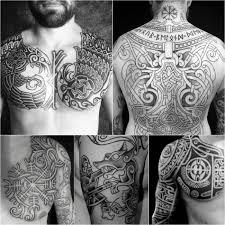 кельтские тату 100 фото примеров для мужчин и женщин эскизы