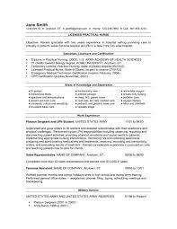 Sample New Nurse Resume Cover Letter