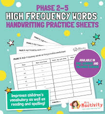 Phonics coloring worksheets for word families give kids practice finding & reading words with phonics spelling rules, & a chance to color creatively, too! Phase 5 Phonics Mrs Mactivity