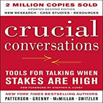 crucial conversations summary crucial conversations audiobook kerry patterson audible com au