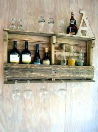wall mount bar wall hanging bar shelf great wall mounted bar shelves get some wood crates wall mount bar wall mountable bar shelves