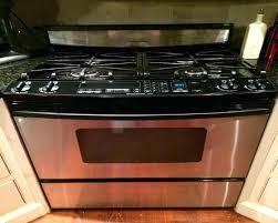 kitchenaid gas stove kitchen aid stove double oven problems kitchen designs stove knob not turning range kitchenaid gas stove