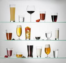 Types Of Drinking Glasses Chart Types Of Drinking Glasses Jwhmss Org