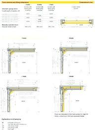 standard garage length standard garage door size height sizes 2 car australian standard garage size
