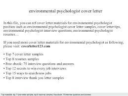 Clinical Psychologist Cover Letter – Fullofhell