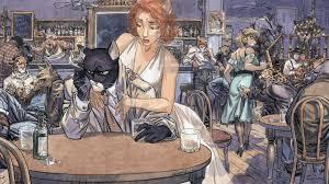 Blacksad: Under The Skin, impresiones; una carta de amor a los cómics -  MeriStation