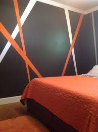 Painting For Boys Bedroom Funky Geometric Designs Paint Wall Boy Room Google Search