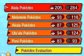 Pokémon Living Pokédex guide - tips for a complete living dex in Gen 7's Ultra  Sun and Ultra Moon • Eurogamer.net