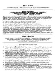 sample resume operations manager  business operations manager       sample operations