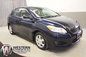 2010 Toyota Matrix for sale in Moose Jaw