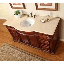 Bathroom Vanity Accessory Sets Silkroad Exclusive Victoria 60 Single Bathroom Vanity Set