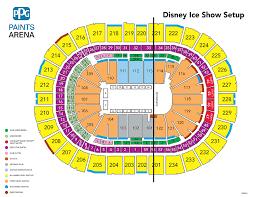 68 Unbiased Verizon Center Seating Chart Disney Ice