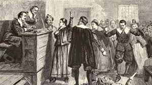 American Witch Hunts