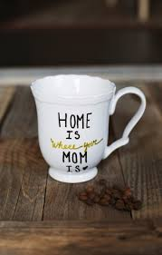 diy gifts for mom diy personalized mug for mom best craft projects and gift