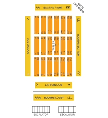 Seating Charts Wicomico Youth Civic Center