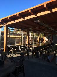 glass garage doors restaurant. Commercial Garage Door Restaurant - Bend, Oregon Glass Doors