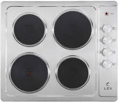 Купить <b>Варочная панель LEX</b> EVS 640 IX, <b>электрическая</b> ...