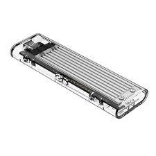 <b>ORICO</b> NVMe <b>M</b>.<b>2 SSD Enclosure</b> 10Gbps, Silver | Canada ...