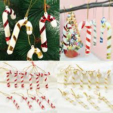 Details About New 12x Christbaumschmuck Zuckerstange Weihnachts Baum Schmuck Dekor Anhänger