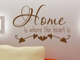 40Q 'Home Is Where The Heart Is' Quote 40 X 40 Best Home Is Where The Heart Is Quote