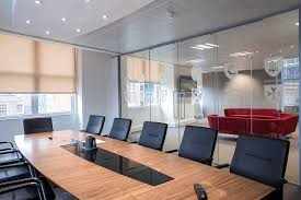 office interior designers london. The Completed London Office Fit-out Was Fully Furnished And Operational On Agreed Completion Date, Handed Over As A Turnkey Project. Interior Designers F