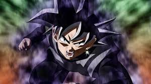 Black Goku Wallpaper HD