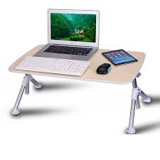 multifunction height adjule lapdesk bed computer desk folding tilt adjust lazy people laptop table student notebook