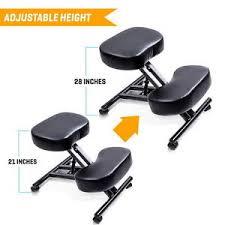 kneeling office chair. Image Is Loading Ergonomic-Kneeling-Desk-Chair-Unique-Design-Health-Care- Kneeling Office Chair
