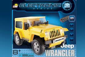 <b>Конструктор Jeep Wrangler</b> Yellow — купить в интернет-магазине ...