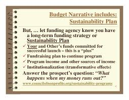 Sample Budget Plan For Non Profit Fundraising For The Small Nonprofit Presentation