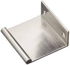 Berenson Bravo Finger Cabinet Pull 1 34 Length Brushed Nickel