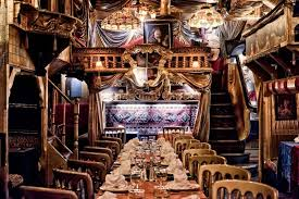 london s best themed restaurants