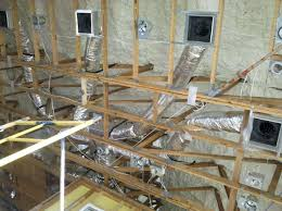 flexible hvac ductwork. Brilliant Flexible Coordinate With Other Trades Including Framers Plumbers And Electricians  To Prevent Needless Looping Of With Flexible Hvac Ductwork N