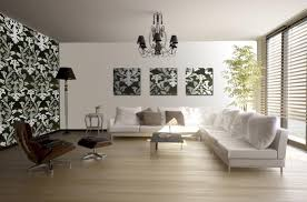Tree Design Wallpaper Living Room Living Room Attractive Living Room Wallpaper Accent Wall With