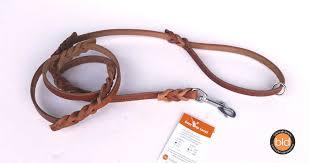 easy grip lead the best custom braided leather dog leash