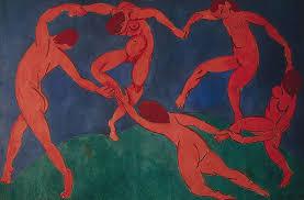 la danse 1910 henri matisse