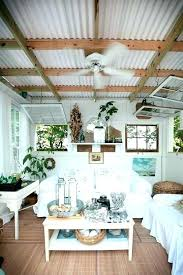corrugated metal ceiling kitchen corrugated metal ceiling kitchen galvanized tin ceiling backyard bungalow with corrugated metal