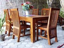 teak dining room table and chairs. Teak Wood Contemporary Dining Set TDT-2501 - Furniture Room Table And Chairs