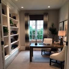 home office library design ideas. Interesting Ideas Home Office Library  Midsized Modern Freestanding Desk Carpeted And Gray  Floor Home Throughout Office Library Design Ideas
