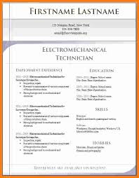 5 Cv Template Download Word Theorynpractice