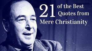Mere Christianity Quotes Impressive Best Mere Christianity Quotes