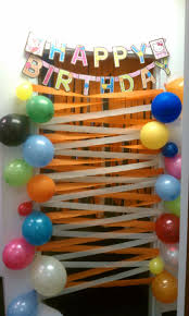 birthday room decoration ideas bjhryz com