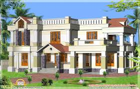 Small Picture 7 Beautiful Kerala Style House Elevations Home Design A Hahnow