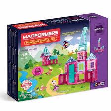 <b>Магнитный конструктор Magformers Princess</b> Castle set 704004 ...