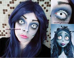introduction corpse bride makeup tutorial 8 easy steps