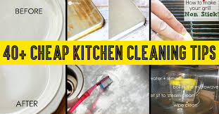 40 kitchen cleaning tips that will make your kitchen sparkle