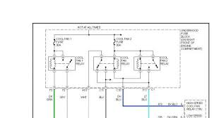 pontiac montana cooling fans not engaging engine cooling inspect and test the engine coolant temperature sensor if okay could be the computer not commanding the relays see below circuitry